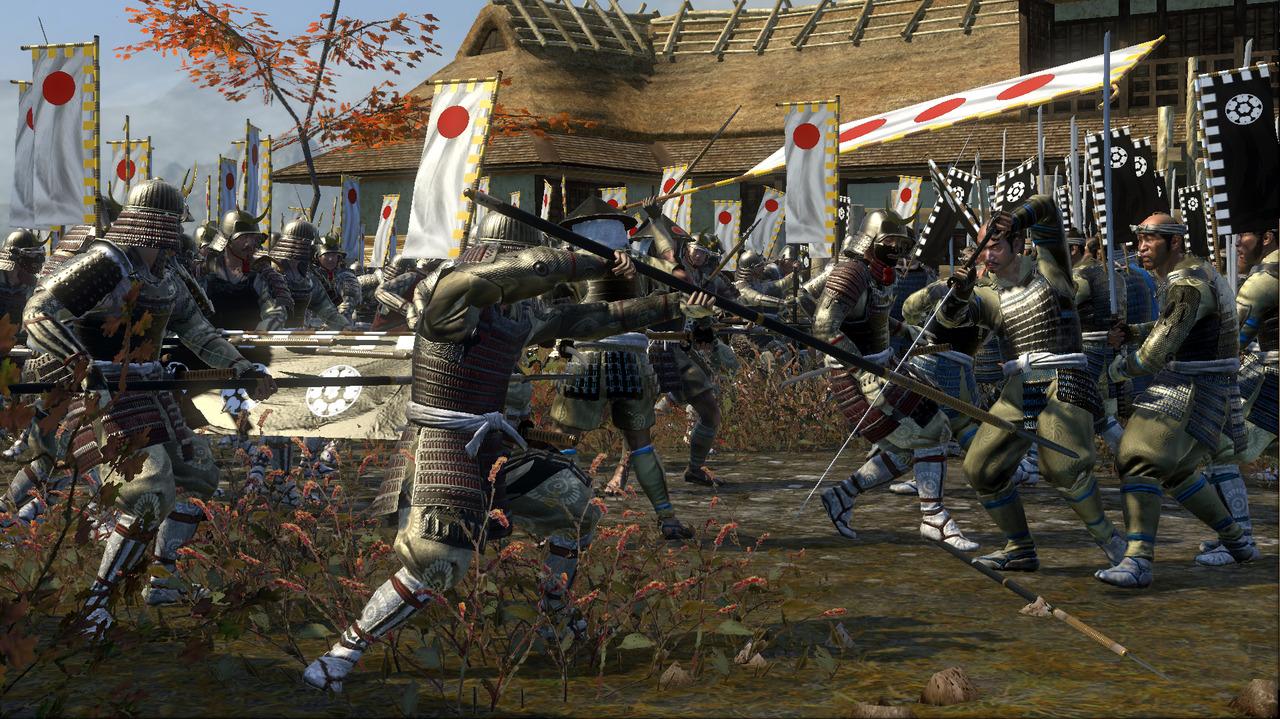 Total War: Shogun 2 – znovu v císařově náruči 32751
