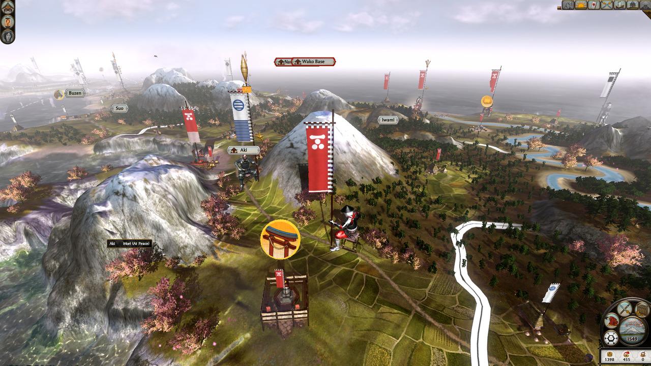 Total War: Shogun 2 – znovu v císařově náruči 32754