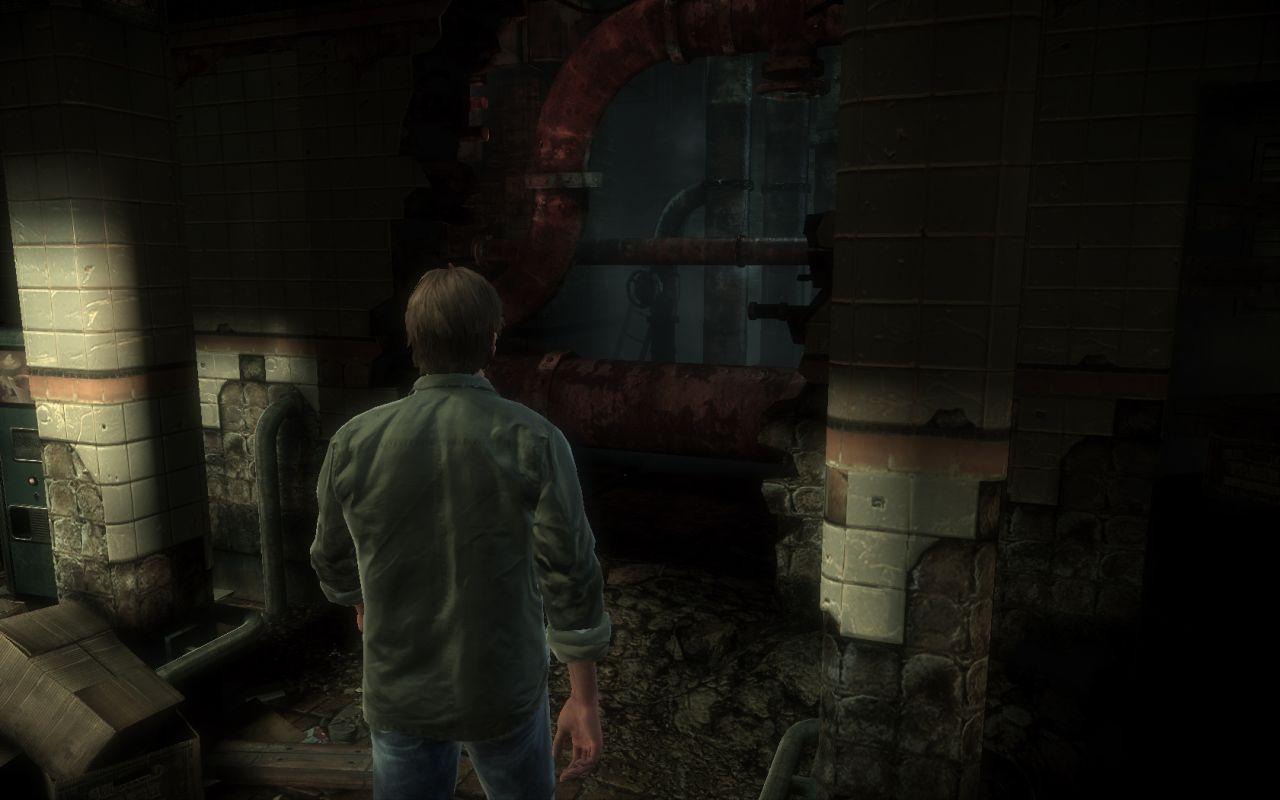 Potemnělé obrázky z promoklého Silent Hill: Downpour 32814