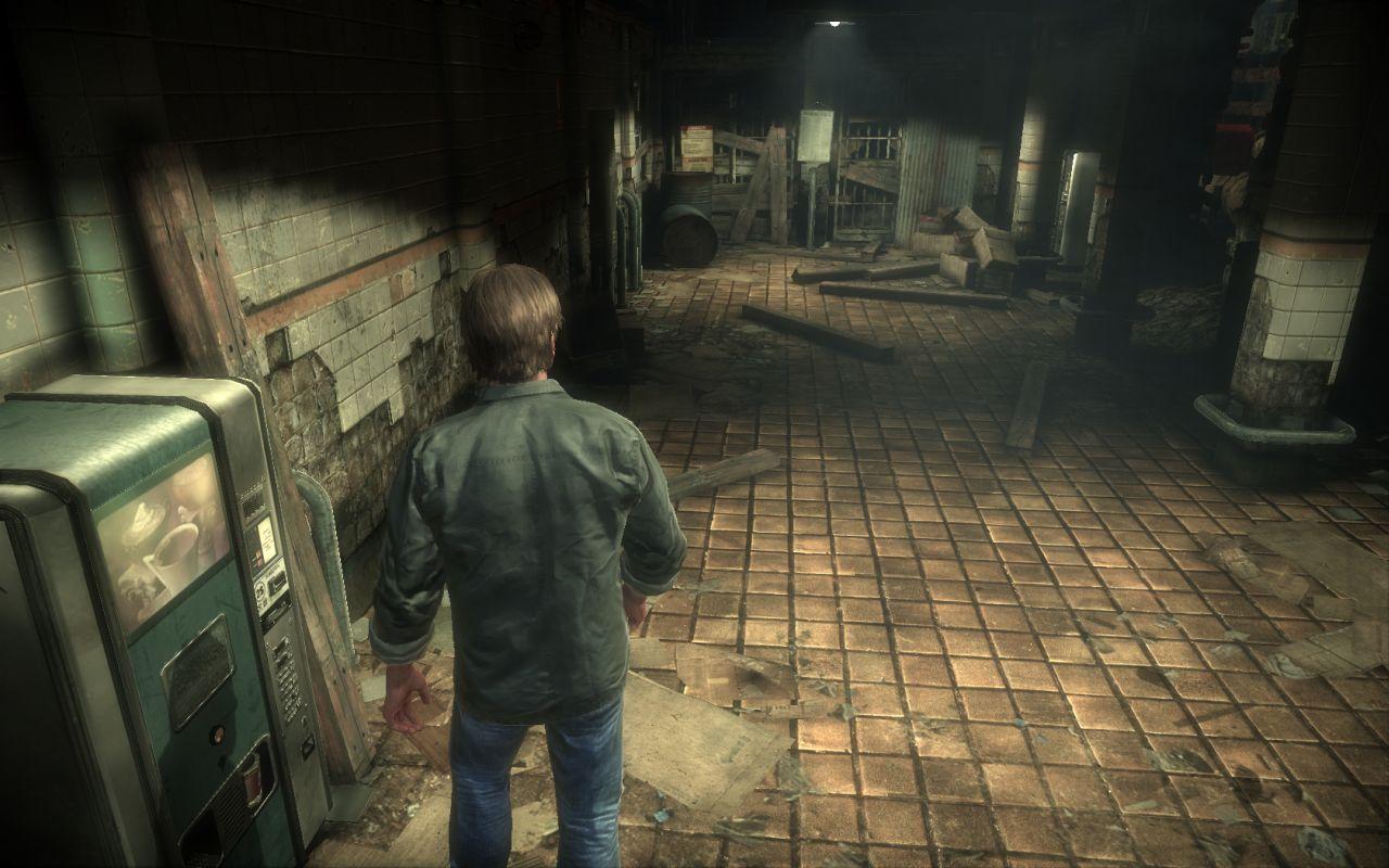 Potemnělé obrázky z promoklého Silent Hill: Downpour 32815