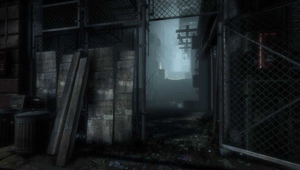 Potemnělé obrázky z promoklého Silent Hill: Downpour 32816