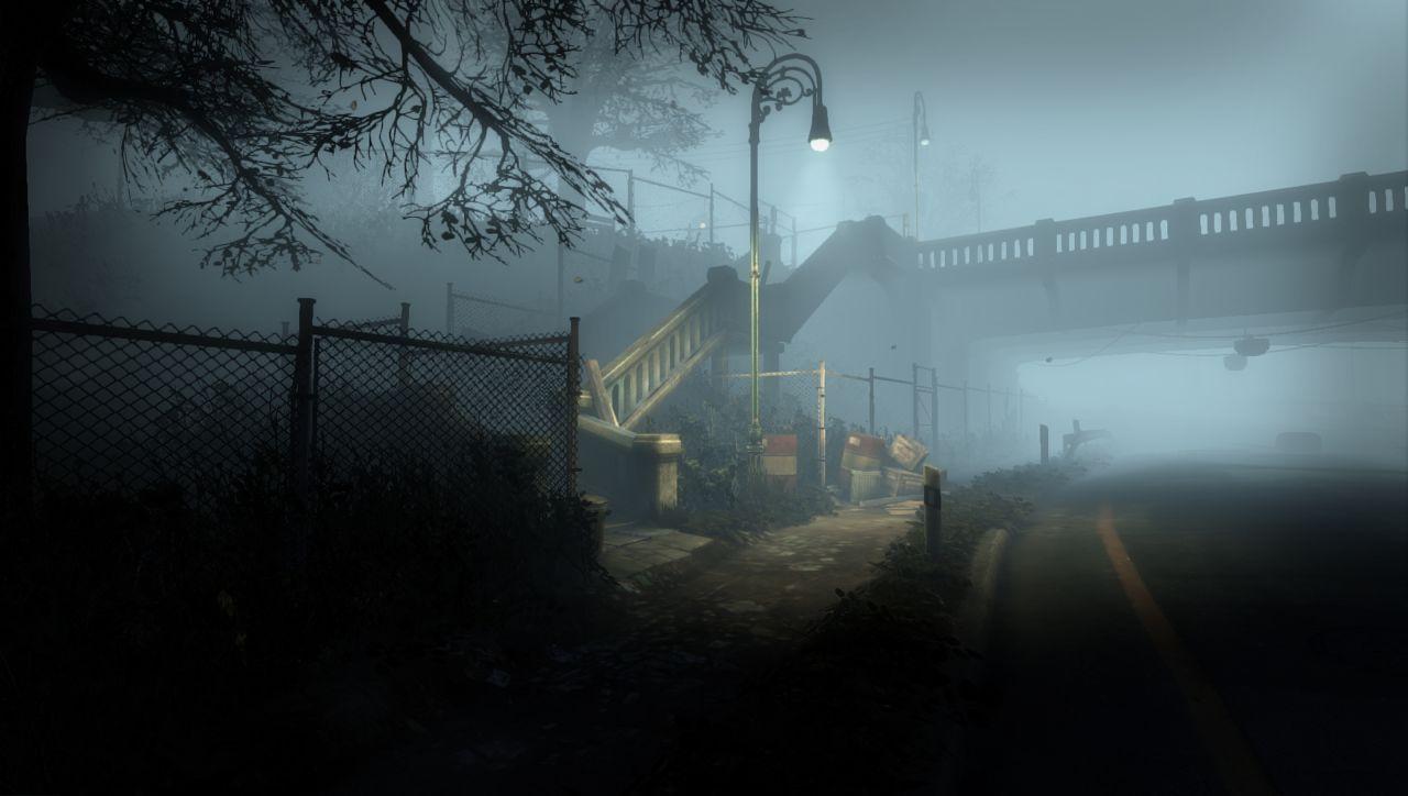 Potemnělé obrázky z promoklého Silent Hill: Downpour 32817