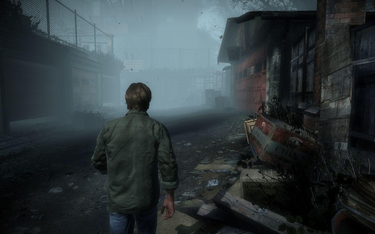 Potemnělé obrázky z promoklého Silent Hill: Downpour 32818