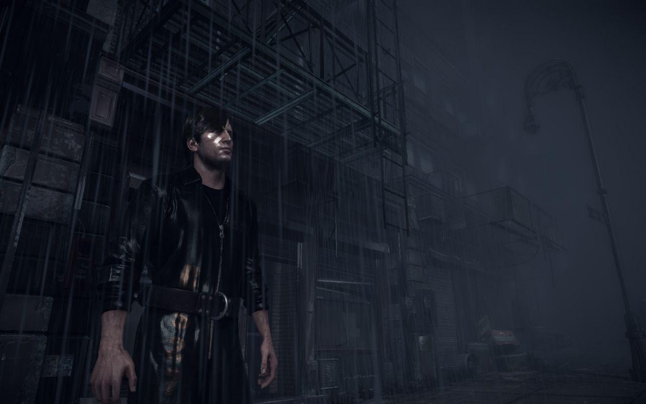 Potemnělé obrázky z promoklého Silent Hill: Downpour 32819