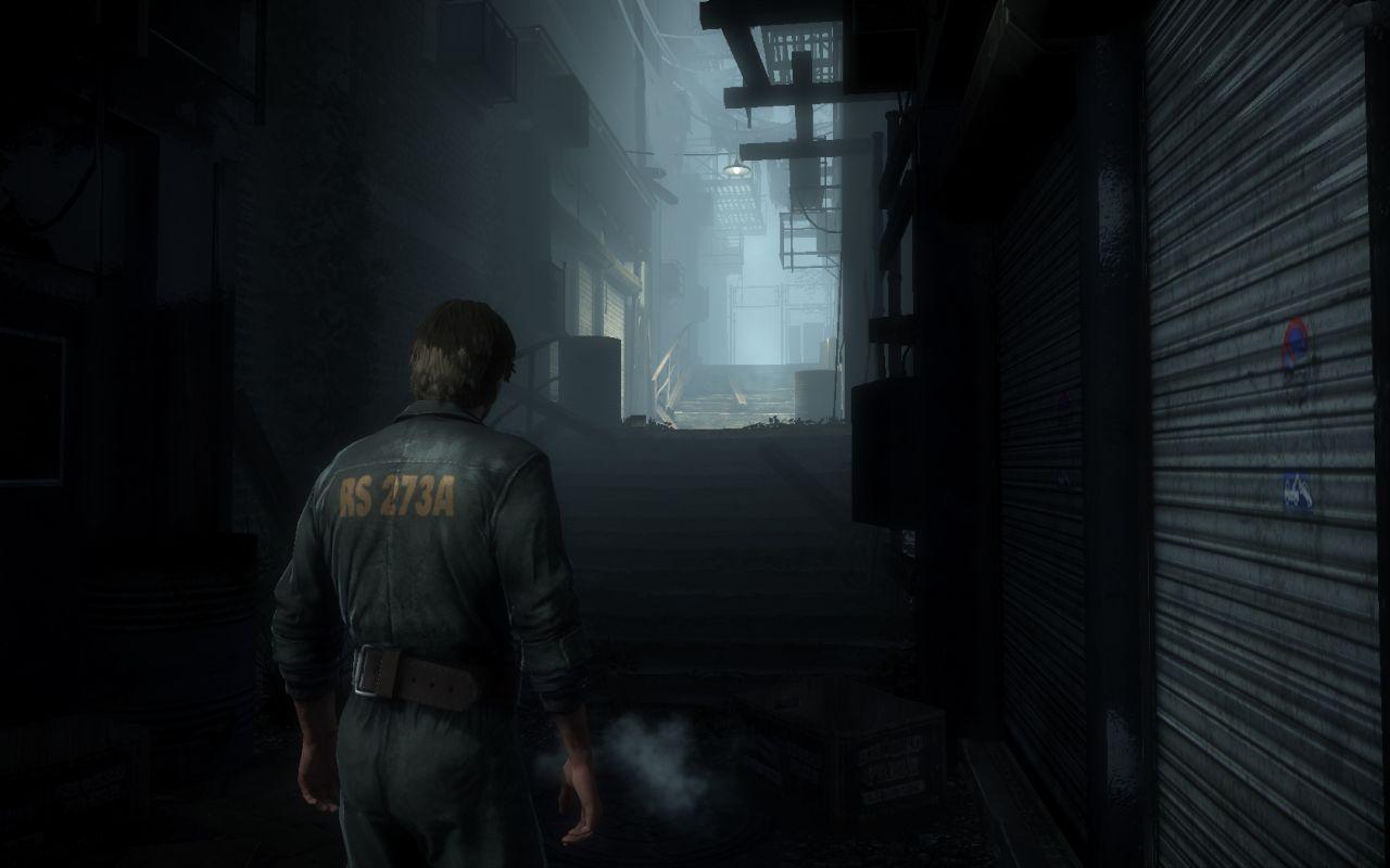 Potemnělé obrázky z promoklého Silent Hill: Downpour 32820