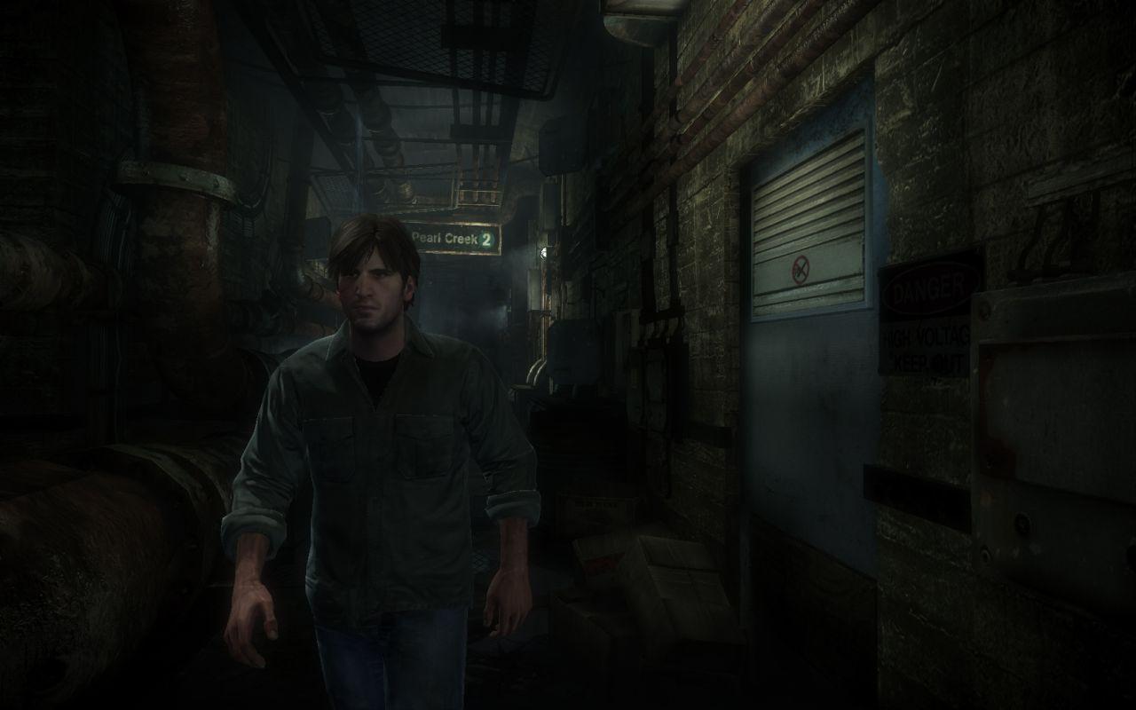 Potemnělé obrázky z promoklého Silent Hill: Downpour 32821