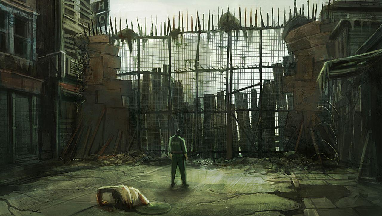 Potemnělé obrázky z promoklého Silent Hill: Downpour 32822