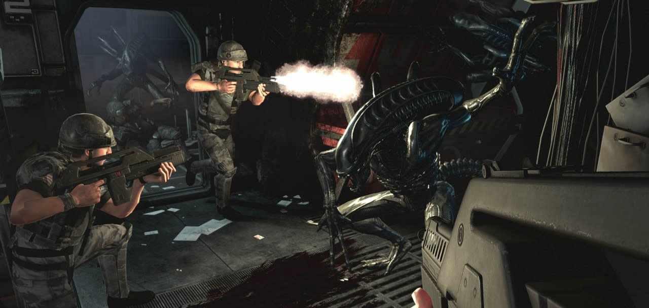 Aliens: Colonial Marines byly oznámeny moc brzy, říká Pitchford 3290
