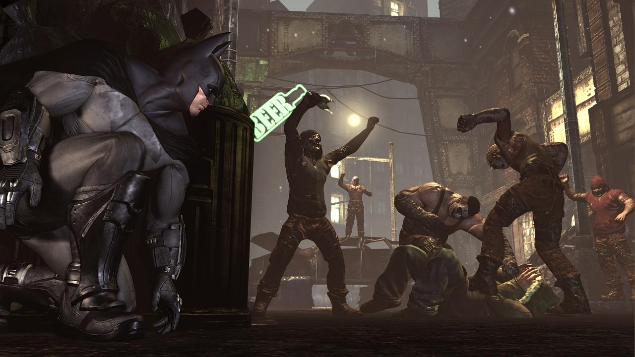 Batman: Arkham City zřejmě v říjnu 32910