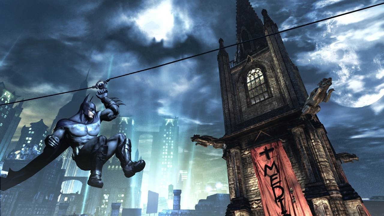 Batman: Arkham City zřejmě v říjnu 32911