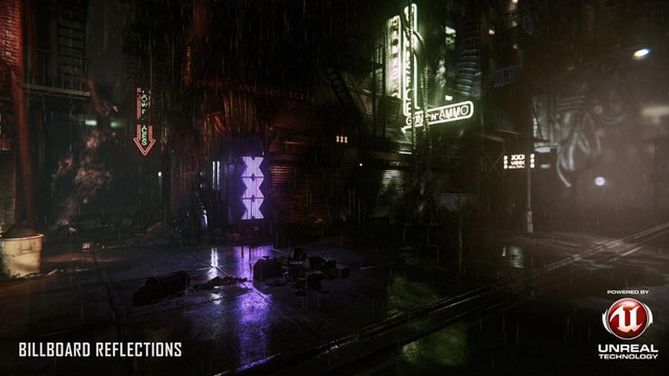 Epic ukázal novou generaci Unreal Engine 33301