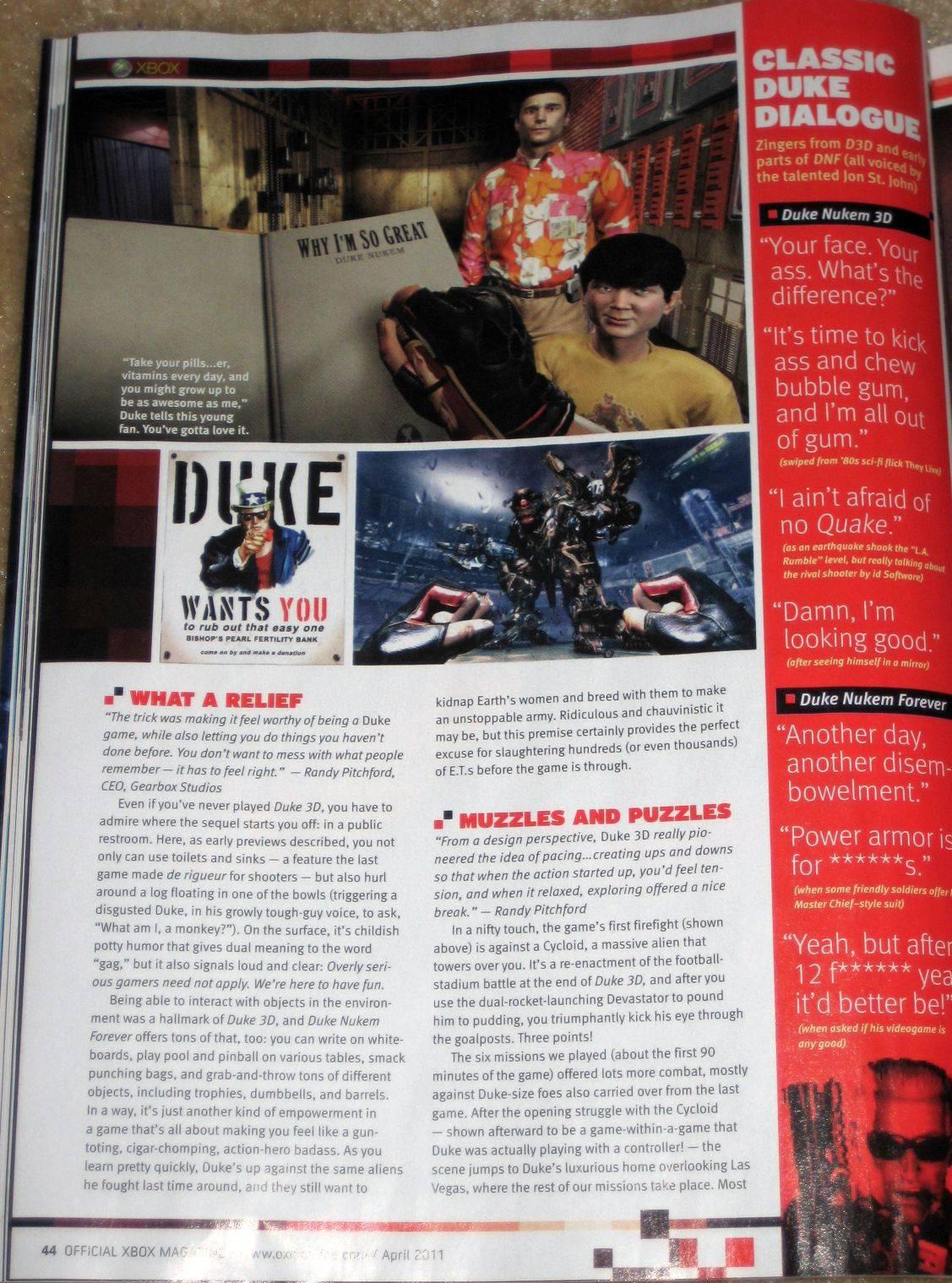 Nové detaily o Duke Nukem Forever 33344