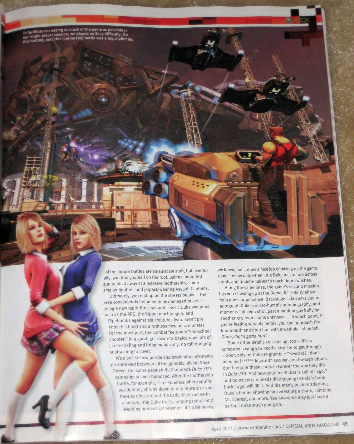 Nové detaily o Duke Nukem Forever 33345