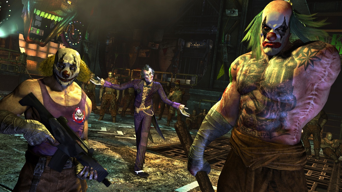 Batman: Arkham City – Joker má nového pomocníka 33393