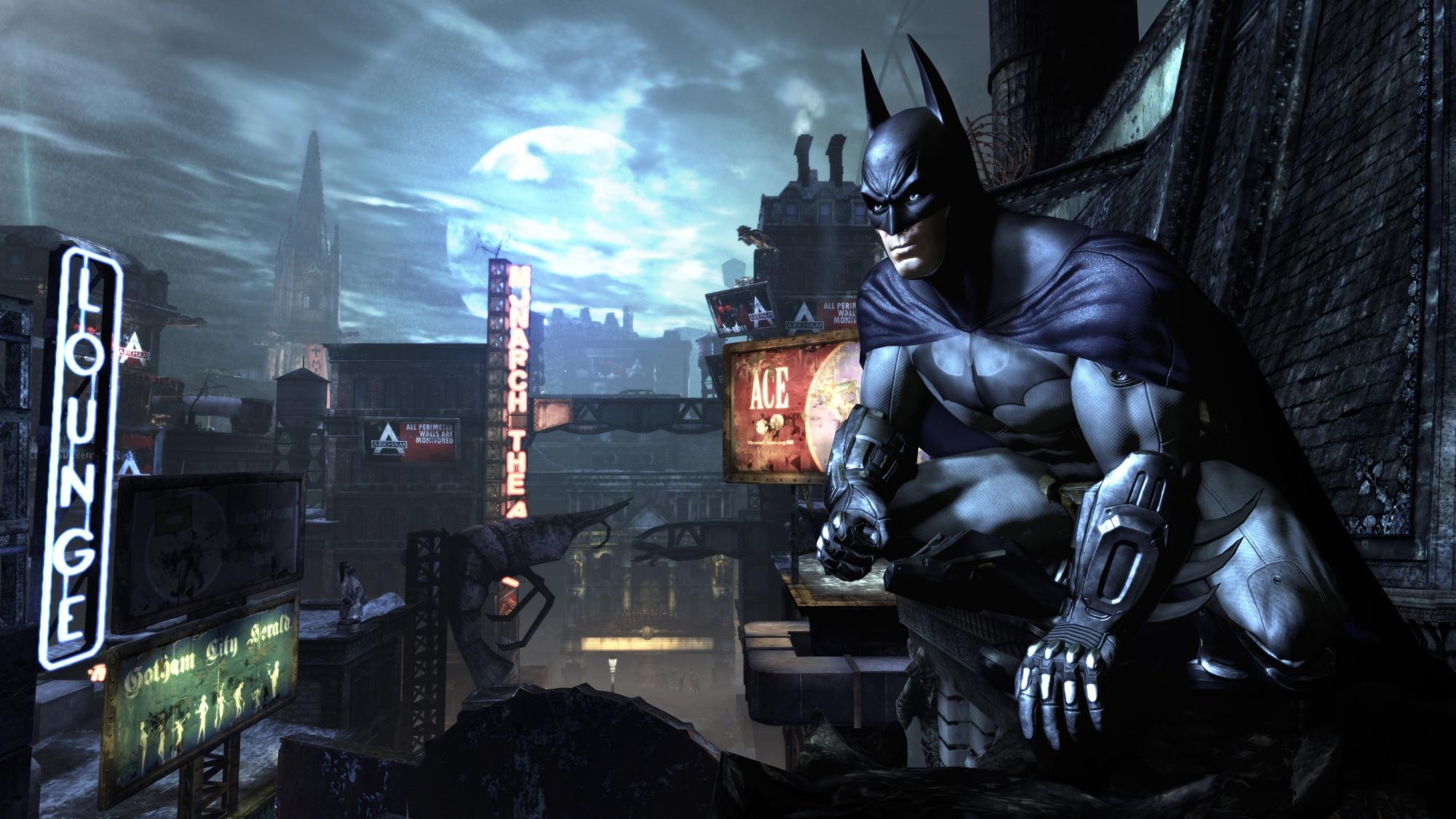 Cestou necestou na E3 2011: Batman Arkham City 33395