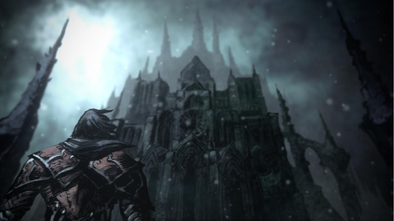 Nové screeny z Lords of Shadow DLC 33665