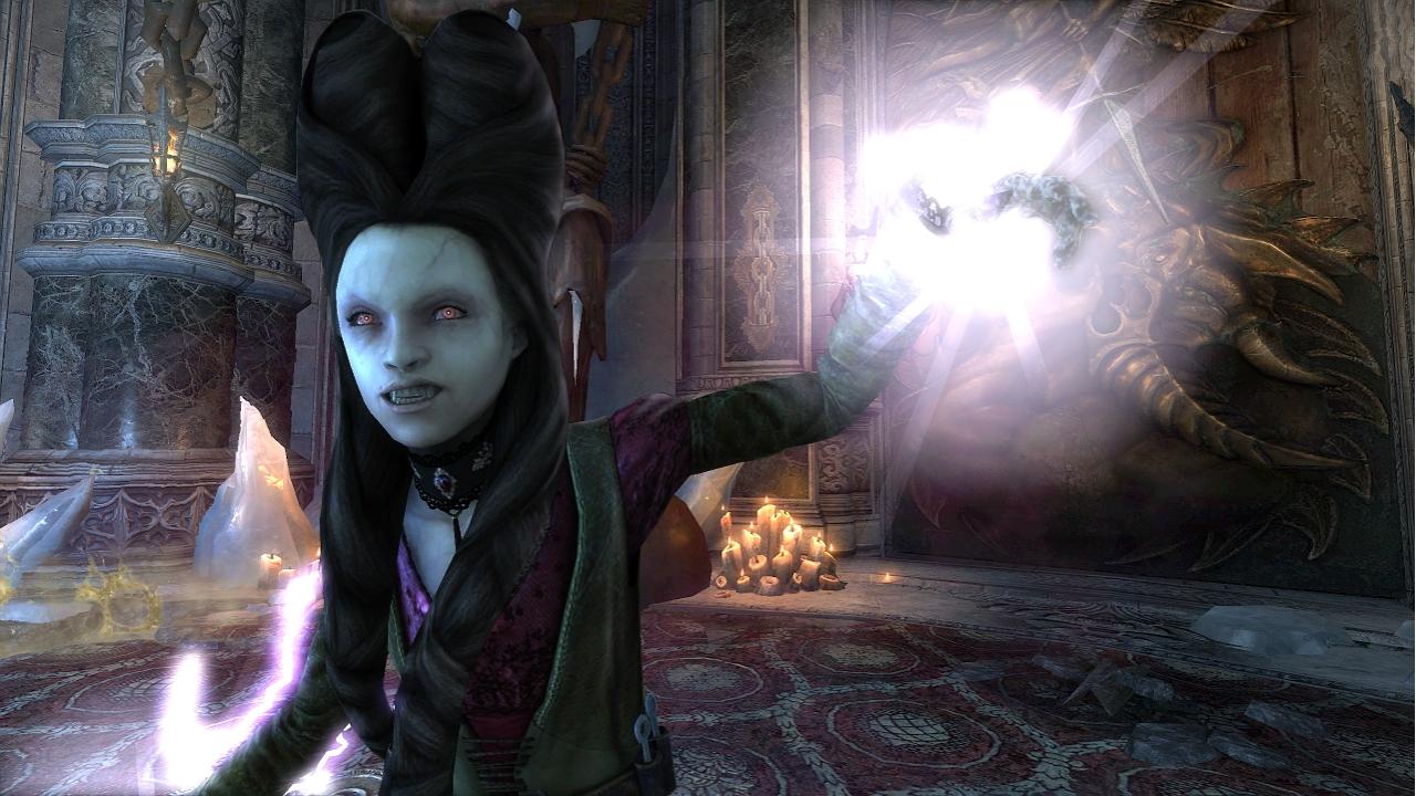 Nové screeny z Lords of Shadow DLC 33666