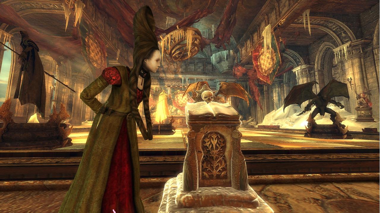 Nové screeny z Lords of Shadow DLC 33668
