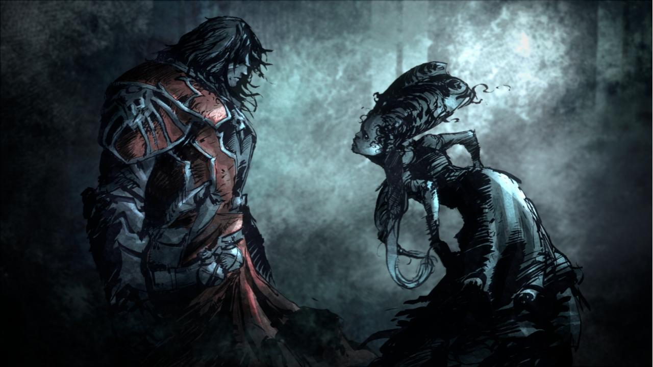 Nové screeny z Lords of Shadow DLC 33670