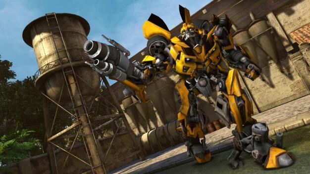 Transformers: Dark of the Moon – druhý trailer a galerie 33795