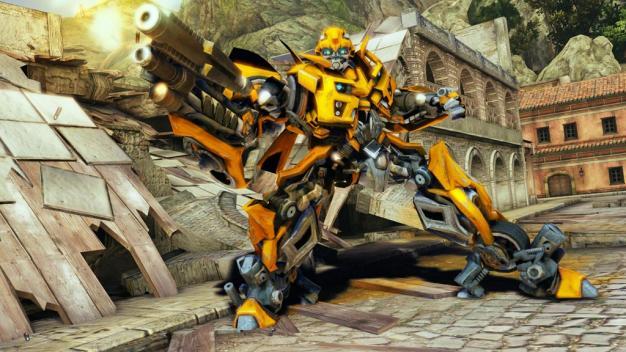 Transformers: Dark of the Moon – druhý trailer a galerie 33796