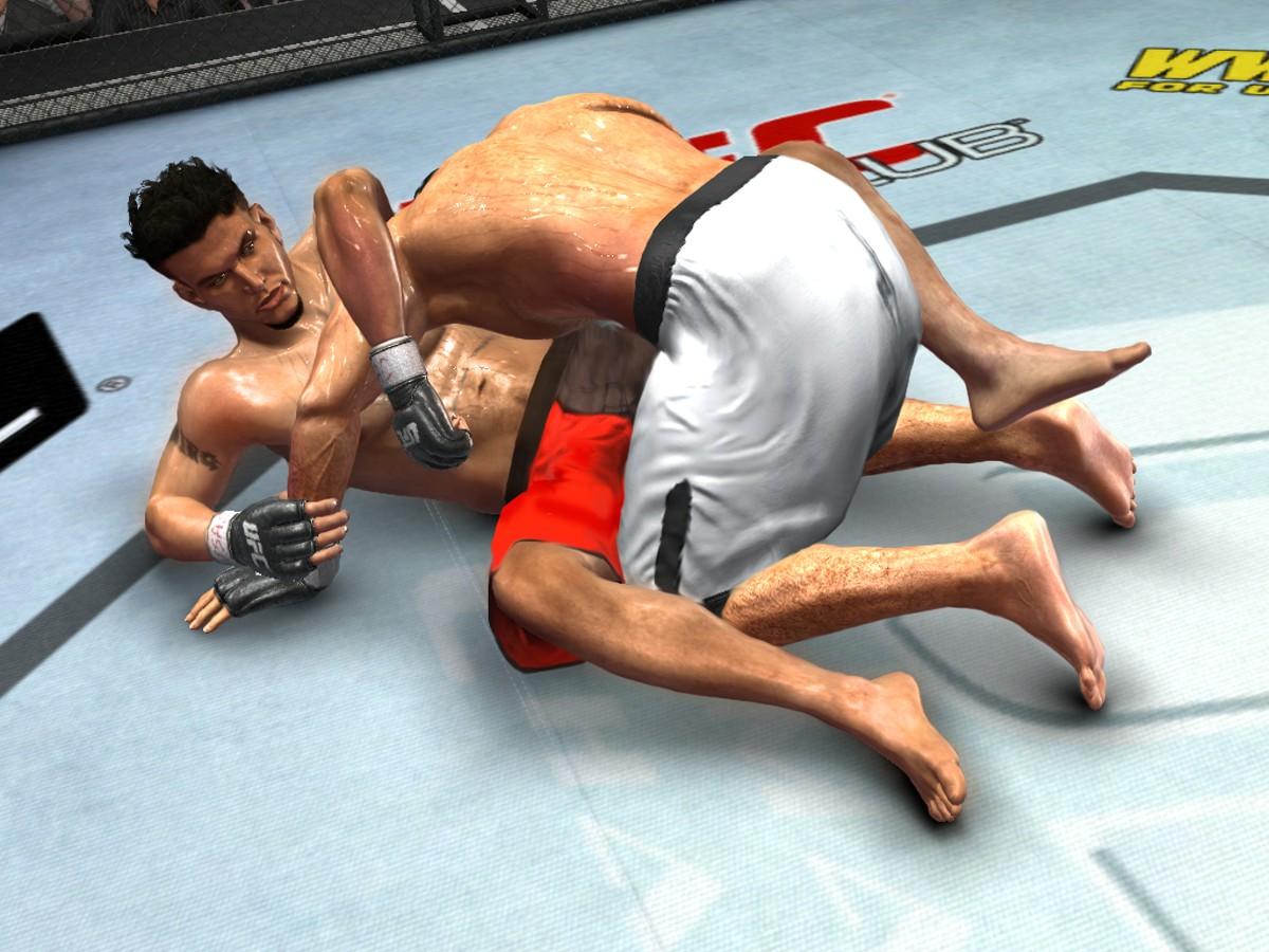 PSP verzi UFC Undisputed 2010 vydá Comgad 3382
