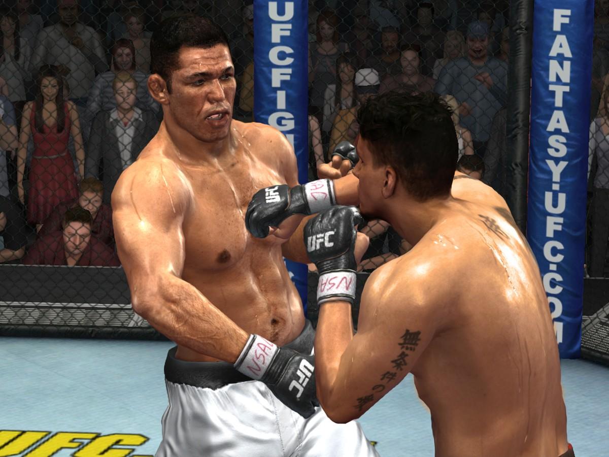 PSP verzi UFC Undisputed 2010 vydá Comgad 3387
