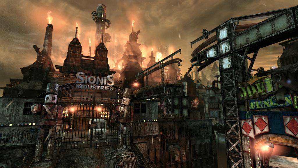 Cestou necestou na E3 2011: Batman Arkham City 33903