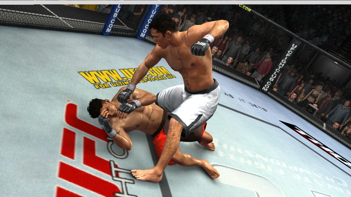 Opravný patch pro UFC Undisputed 2010 je na cestě 3391