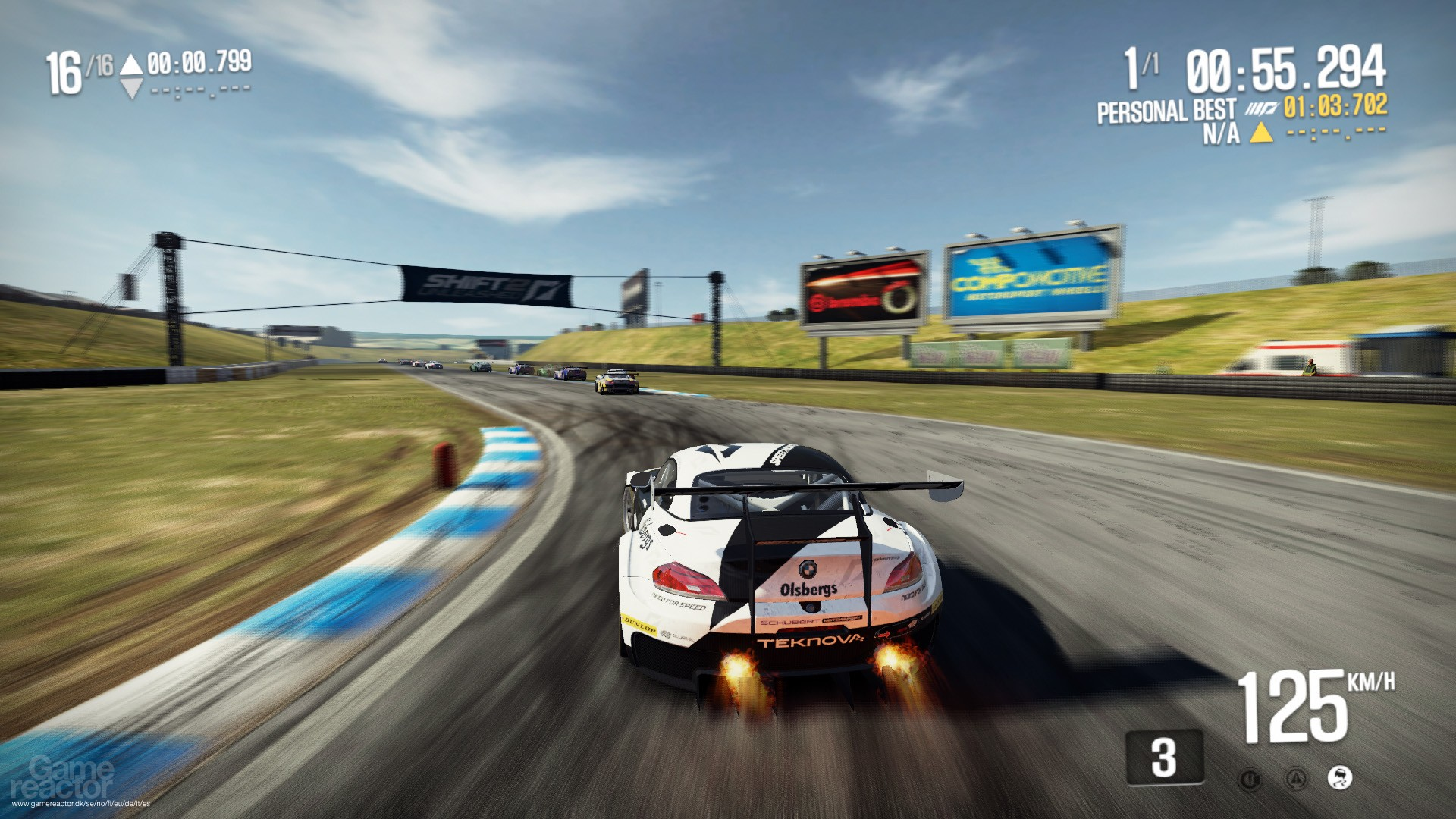 Need for Speed Shift 2: Unleashed – adrenalin z uší 34275
