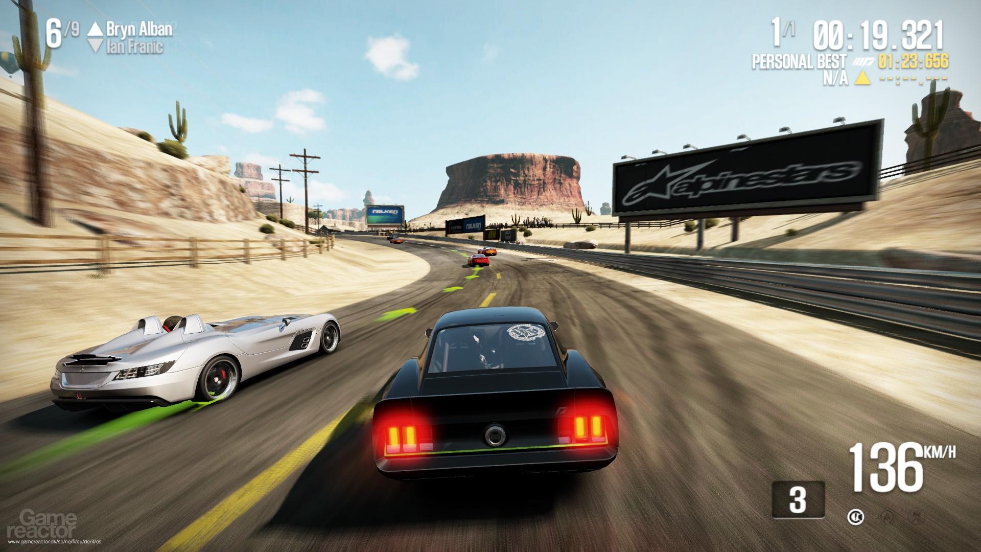 Need for Speed Shift 2: Unleashed – adrenalin z uší 34276
