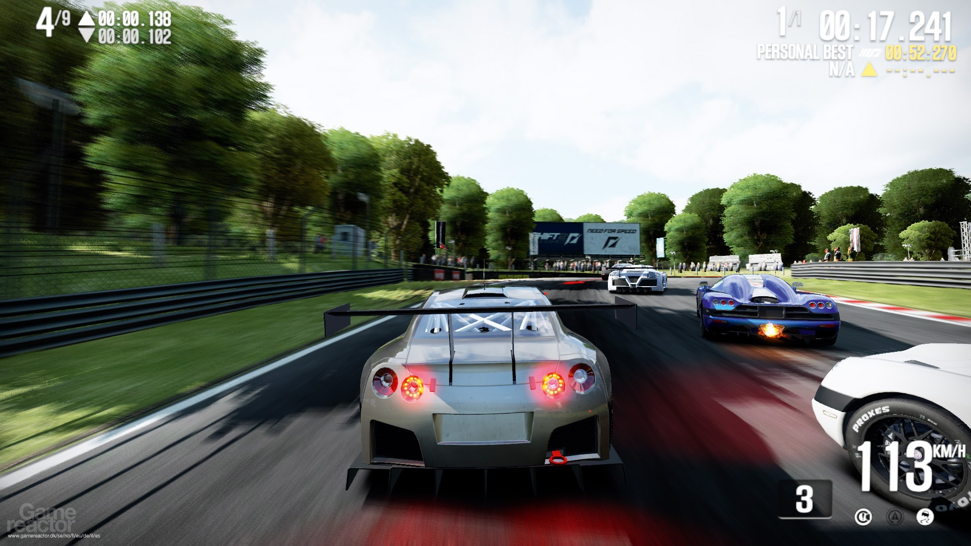Need for Speed Shift 2: Unleashed – adrenalin z uší 34277