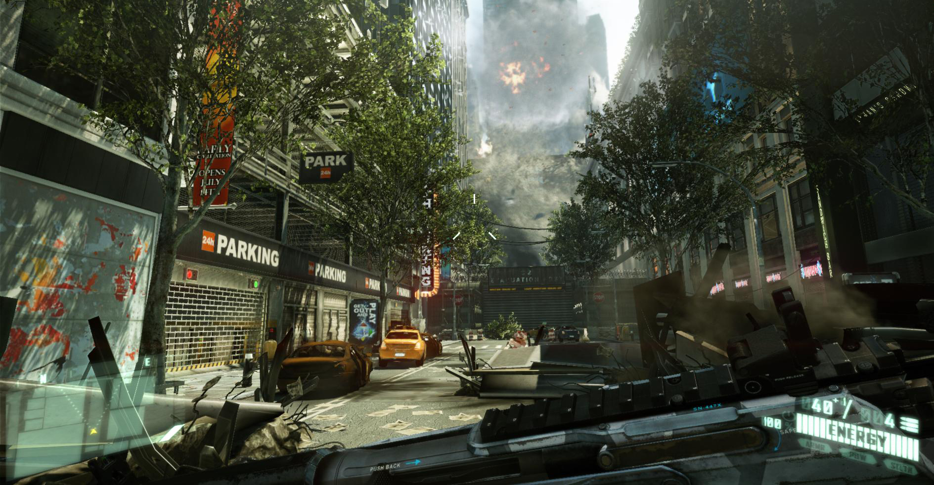 Crysis 2 – a přijde spasitel 34297