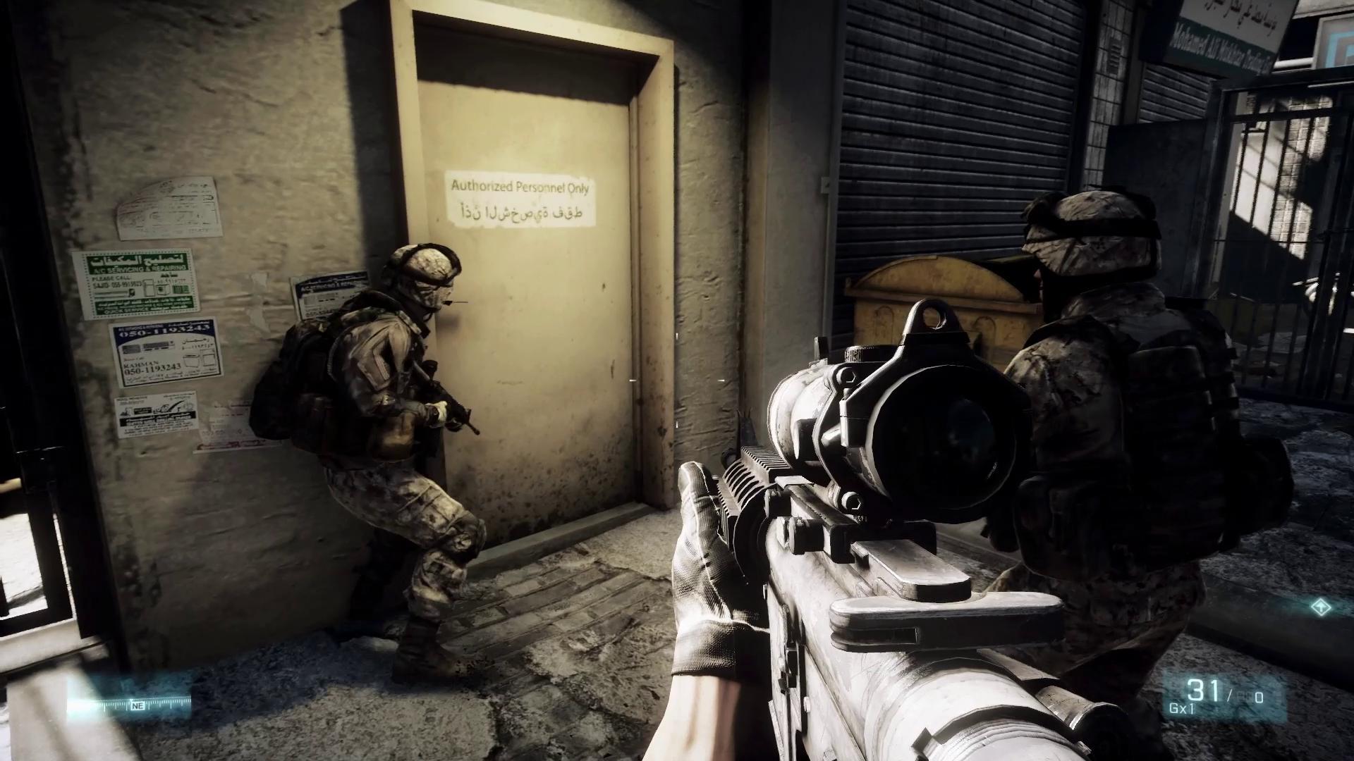 Battlefield 3 – multiplayer očima hráčů 34311