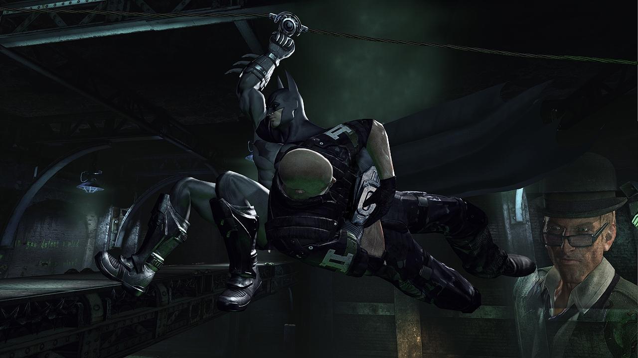 Riddler si Arkham City pořádně podá 34329