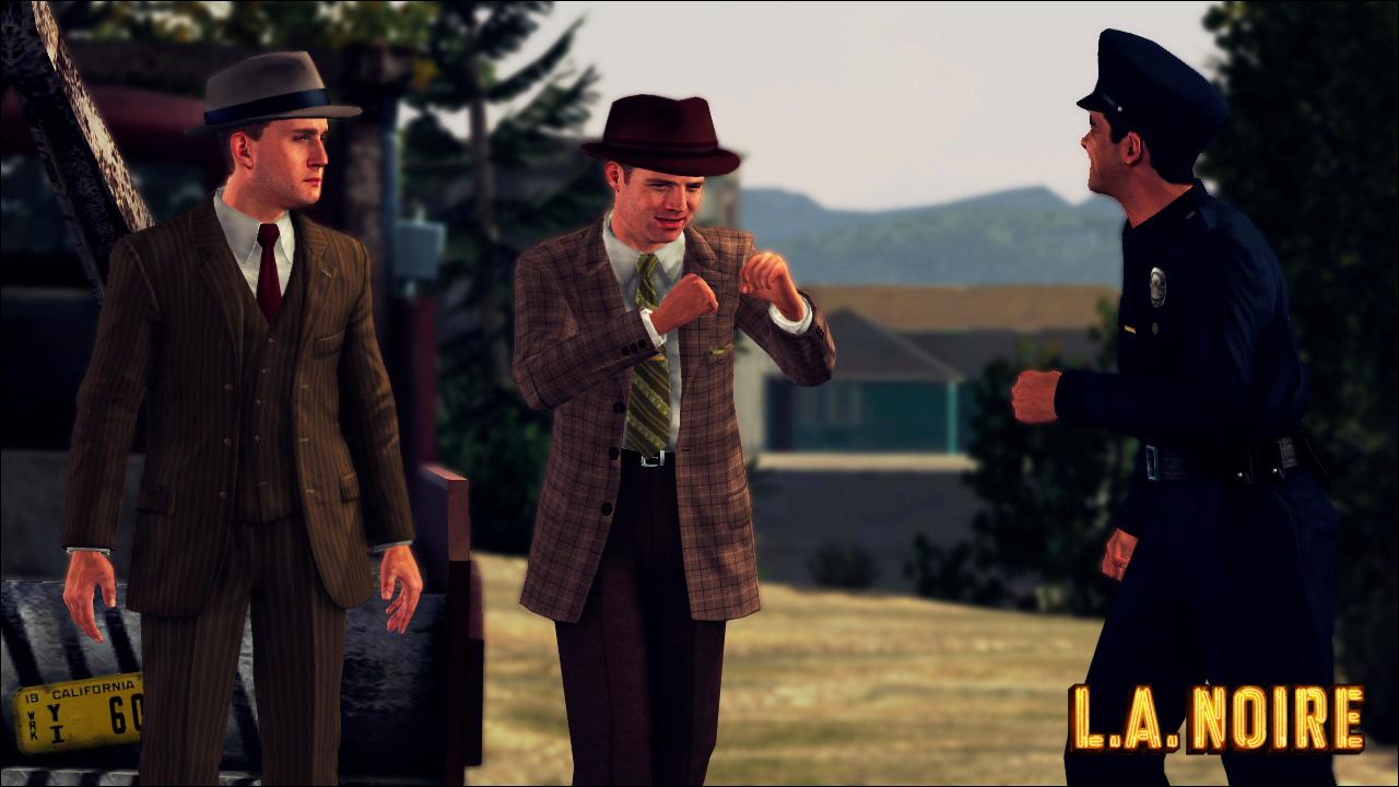 L.A. Noire – ultimátní výlet do minulosti 34621