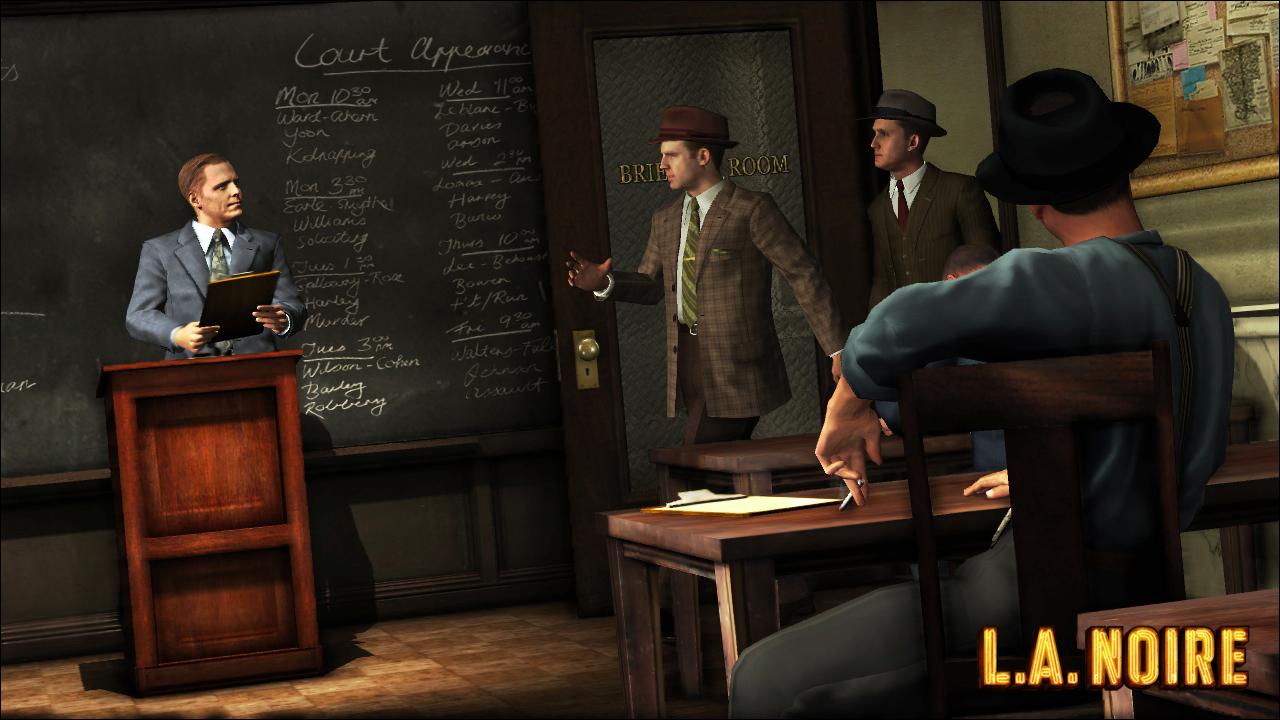 L.A. Noire – ultimátní výlet do minulosti 34623