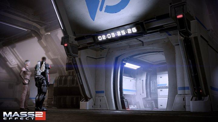 Potvrzeno datum vydání Mass Effect 2 Arrival DLC 34652