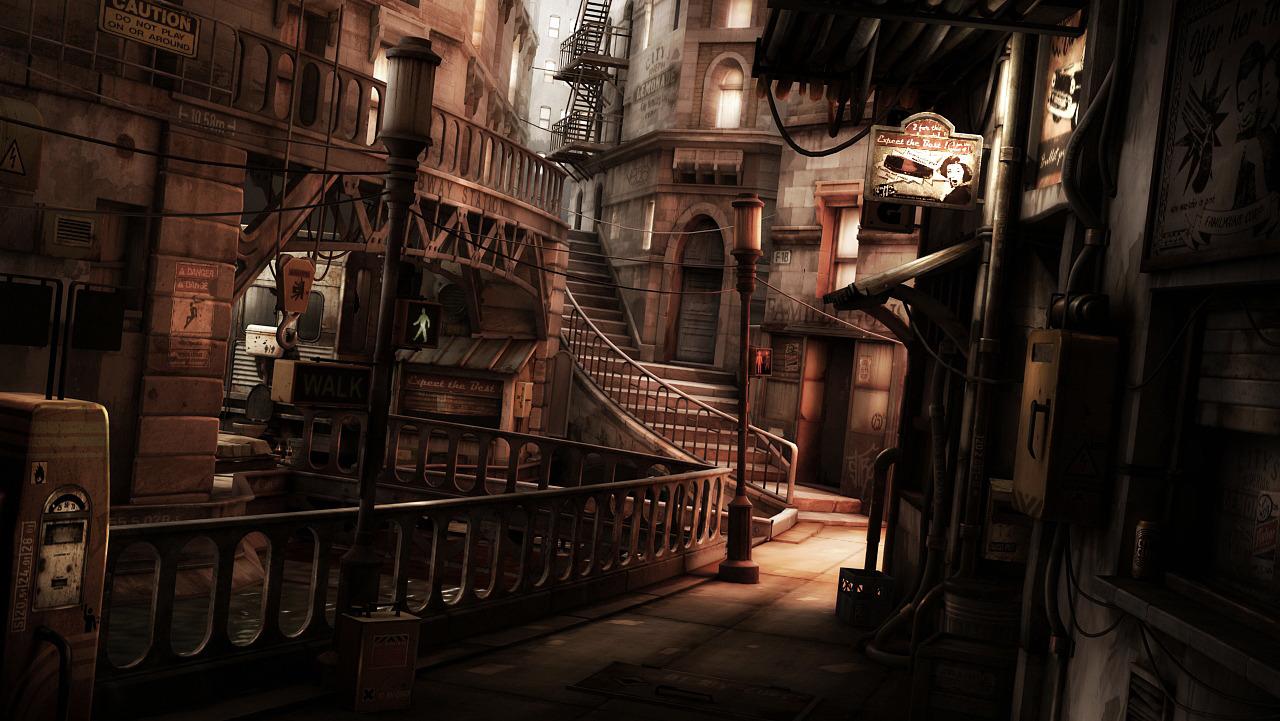 Obrázky z puzzle adventury Red Johnson's Chronicles 34700