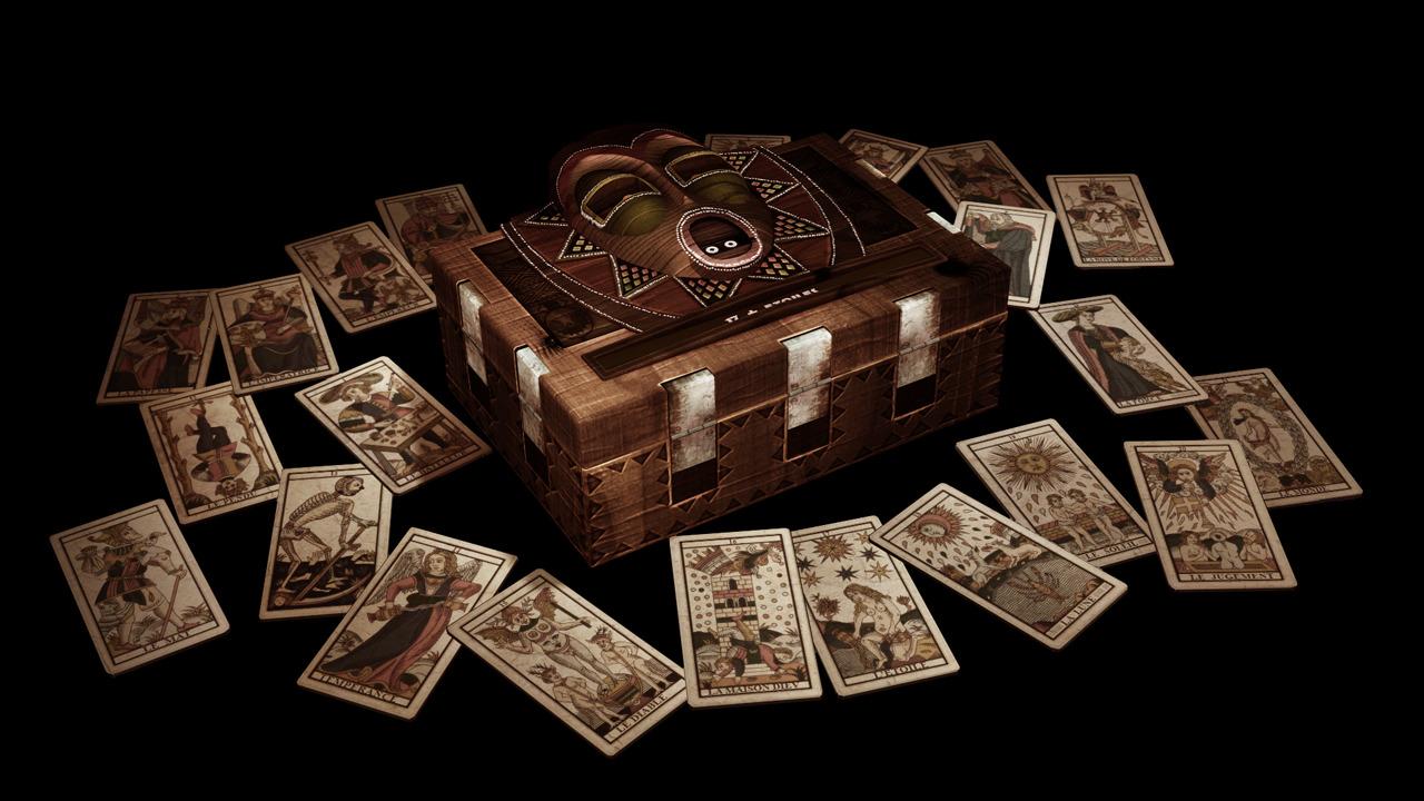 Obrázky z puzzle adventury Red Johnson's Chronicles 34706