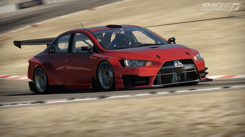 Shift 2 inspirován sérii Project Gotham Racing 34755