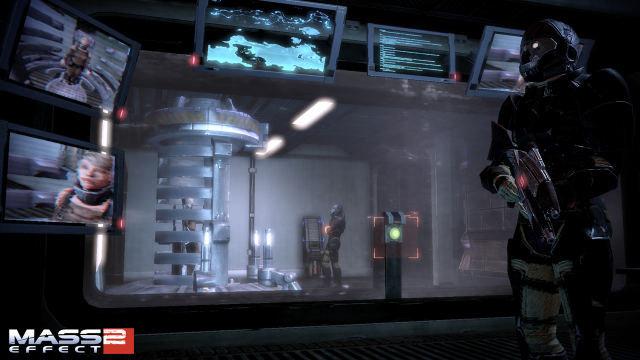 Potvrzeno datum vydání Mass Effect 2 Arrival DLC 34766