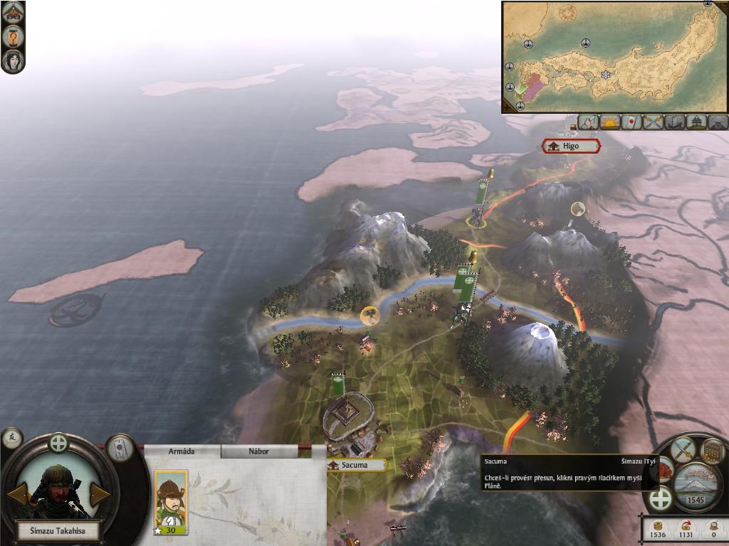 Total War: Shogun 2 – znovu v císařově náruči 34812