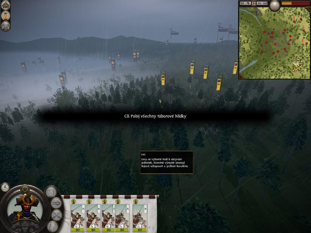 Total War: Shogun 2 – znovu v císařově náruči 34819