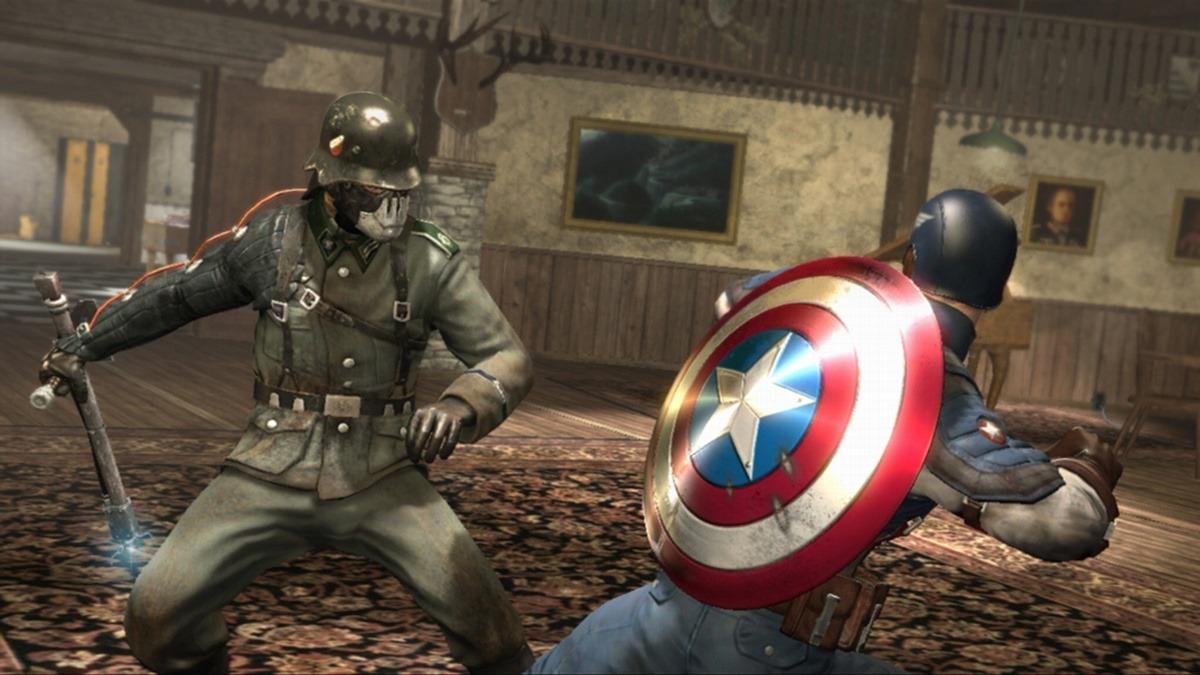 Captain America: Super Soldier – když má Batman dovolenou 34963