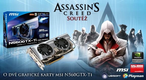 Soutěž s Assassin's Creed: Brotherhood 34971