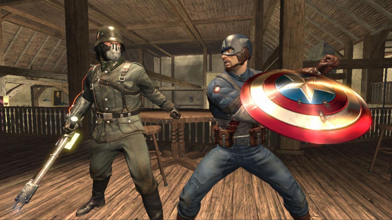 Captain America: Super Soldier – když má Batman dovolenou 35082