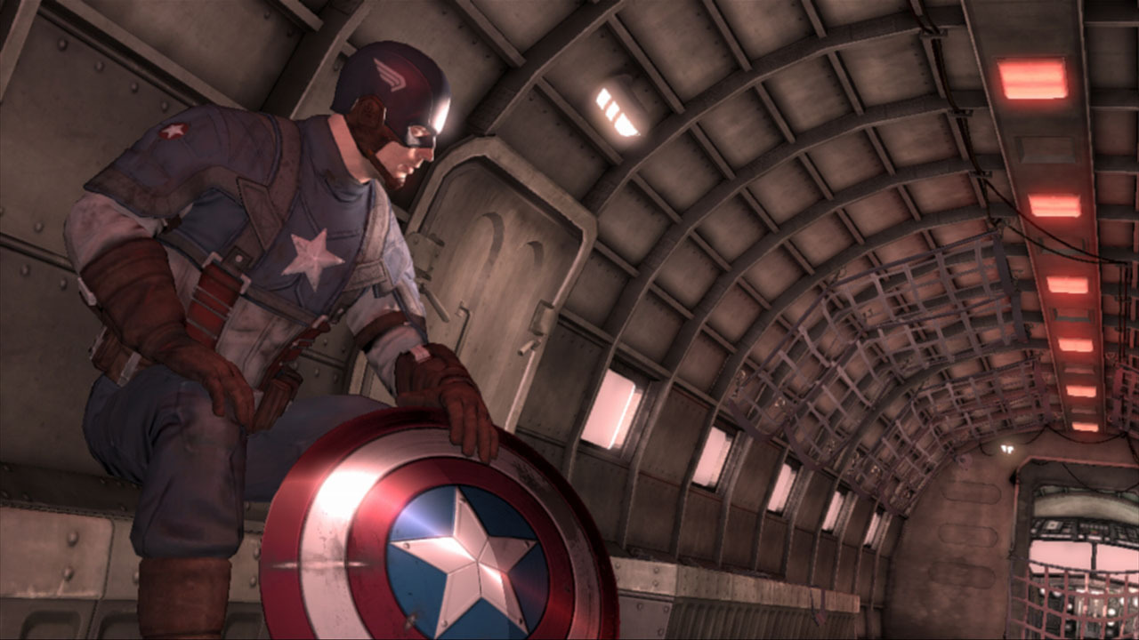 Captain America: Super Soldier – když má Batman dovolenou 35083