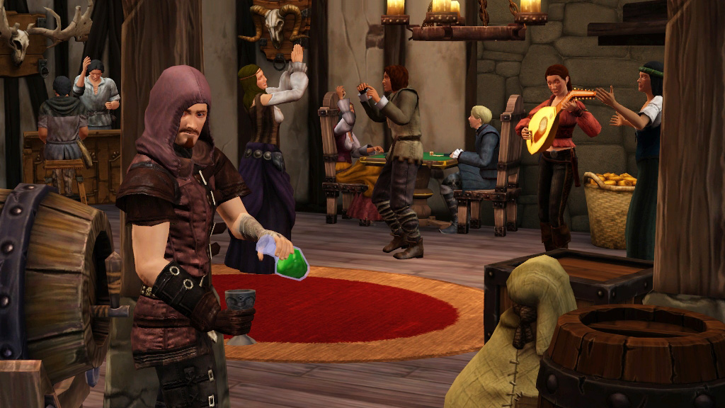 The Sims: Medieval – tak trochu jiný středověk 35345