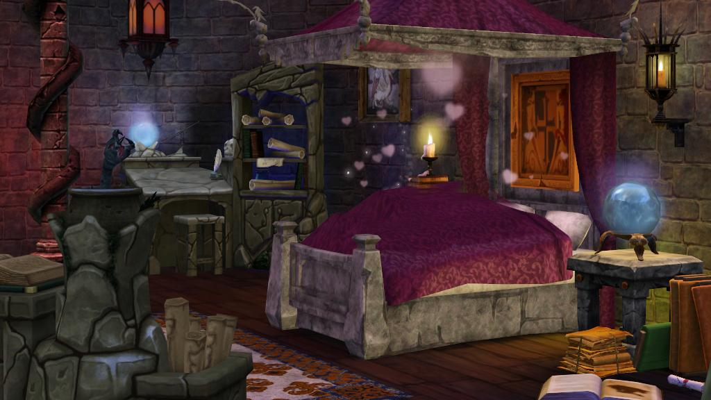 The Sims: Medieval – tak trochu jiný středověk 35347